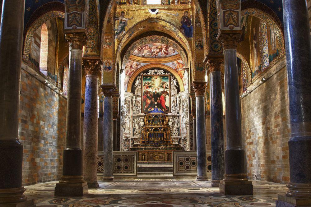 interno- chiesa-della-Martorana