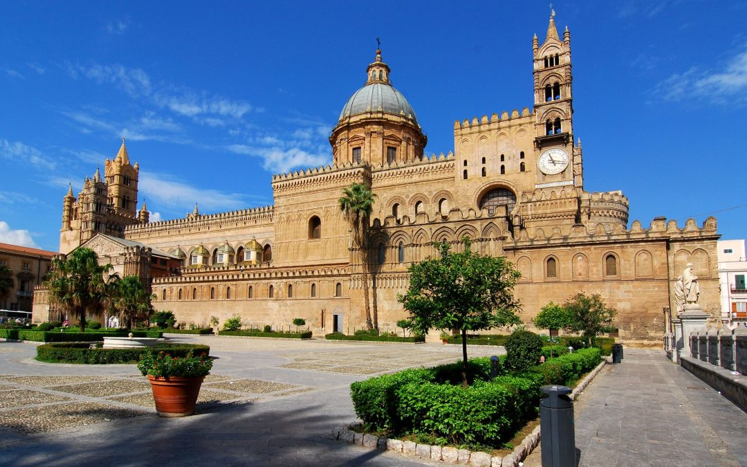 Visit the Cathedral of Palermo