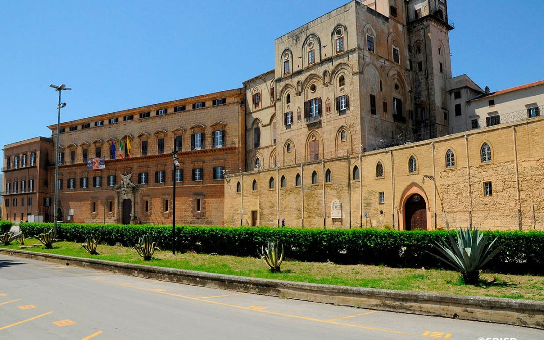 The Norman Palace in Palermo (Palazzo Reale – Palazzo dei normanni) and The Palatine Chapela – UNESCO World Heritage Site