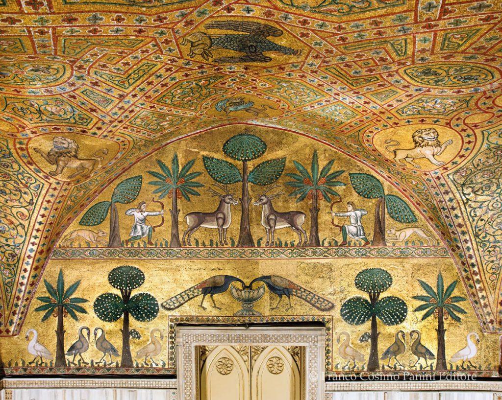 sala di Ruggero II