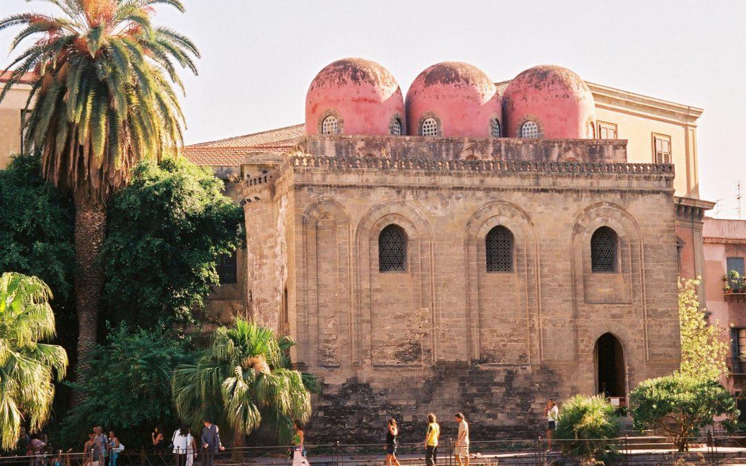 La chiesa di San Cataldo   percorso arabo-normanno