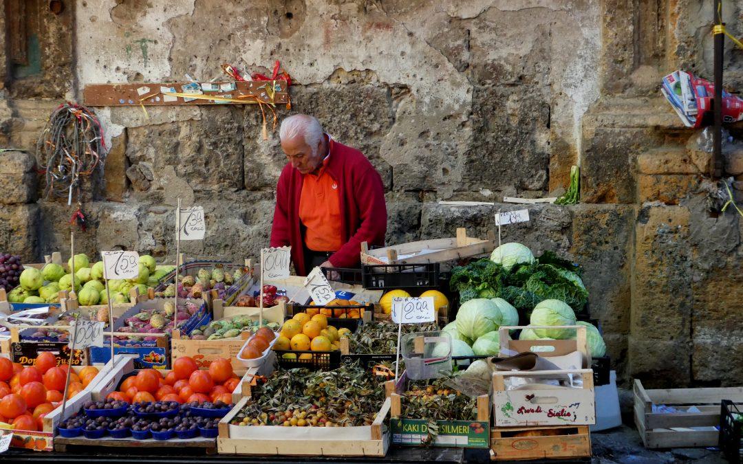 Mercati di Palermo