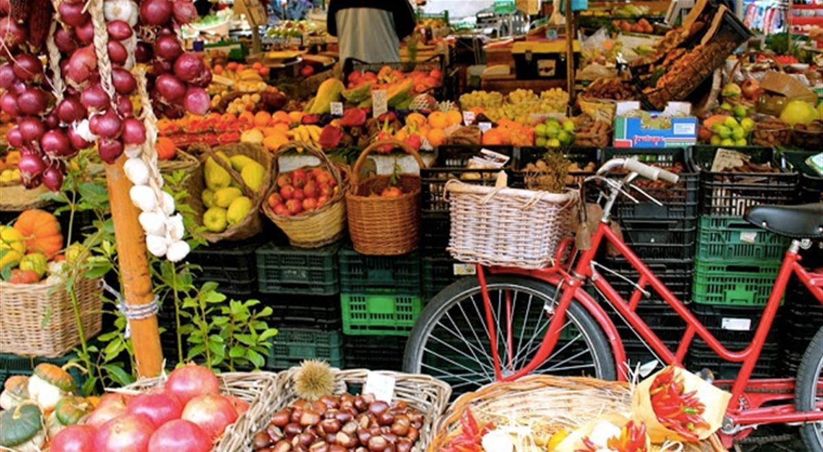 Mercato di Borgo Vecchio - Palermo