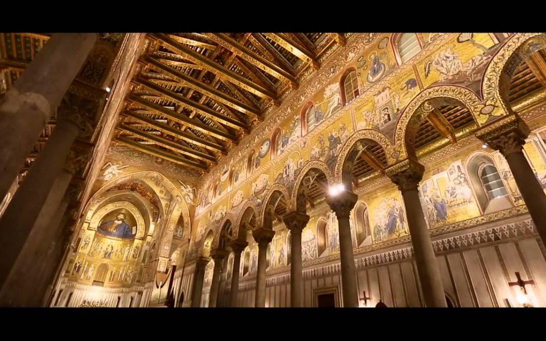 Il Duomo di Monreale-Percorso arabo-normanno